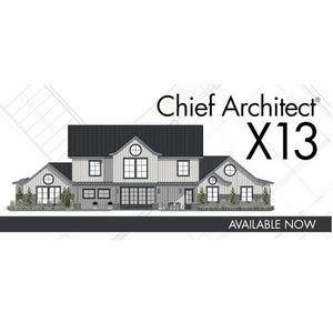 Chief Architect Premier X13