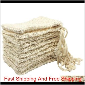 30 Pack Natural Sisal Soap Bag Exfoliating Soap Saver Pouch Holder Kitchen Stora qylVqS pthome