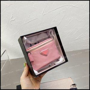 Mulheres braço moeda pulso 2021 mini saco moda pulso bumbag pulseira sacos bolsas saco de nylon bolsas designers luxurys sacos wome xodgd