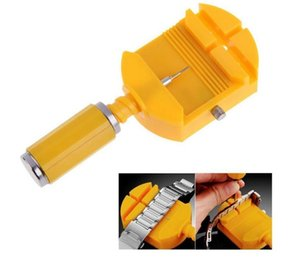 new Watch Repair Tool Link For Band Slit Strap Bracelet Chain Pin Remover Watch Tools Adjuster Watch