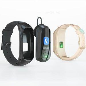 Jakcom B6 Smart Call Uhr Neues Produkt von Smartuhren als Montre Femme 2020 Active 3D-Brille M2s Smart Armband