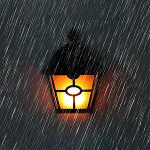 Solar Flame Lampe Hex Outdoor Wall Light Retro LED Lumière Contrôle Plastique Panneau Étanche Courtyard Vence Jardin Paysage Lights