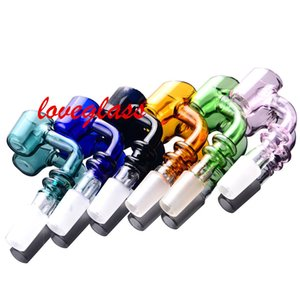 14mm male glass banger 18mm female glass bowl smoking accessories oil burner pipe dab rigs 18mm male water bongs free shipping