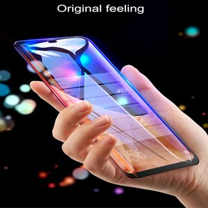 Full Screen Tempered Glass Film For Samsung A31 A20 A30 A50 M10 M20 M30 M40 20D HD Clear Full Protective Protector Glass Cover