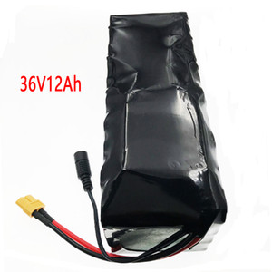 Vakaumus NEW   36V 12ah lithium battery for electric vehicle 18650 XT60 plug 42V for scooter electric scooter wheelchair with 15A BMS