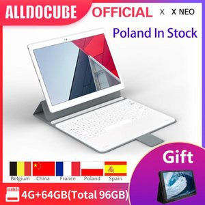 Alldocube XNeo 10.5'' Tablet PC 2.5K 4G LTE 2560*1600 AMOLED Screen Ultra Slim Android 9.0 4GB RAM 64GB ROM Dual SIM Tablet