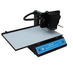프린터 고품질 수동 호일 날짜 코딩 스탬핑 기계