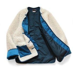 Polar Velo Tang кардиган костюм Kapital Scipper мужской высококачественный зимний пиджак мода бкги
