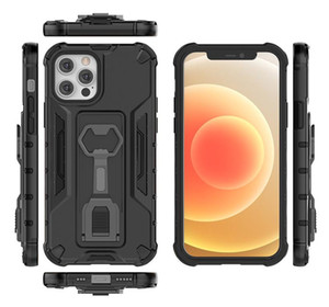 Bottle Opener Kickstand Case for iPhone 12 Pro Max Mini 11 XR XS MAX 7 8 Plus Shockproof Protective Cover