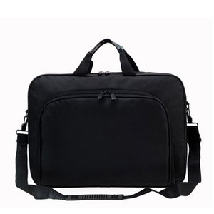 2021 Yeni Erkekler Evrak Çantası Çantası 17 inç 15 inç Laptop Messenger Çanta Unisex Iş Ofis Çantası Yüksek Kalite 210303