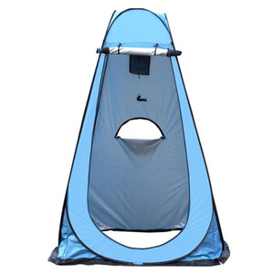 Bathing Tent Camping Shower Tent Changing Warm Thickening Changing Simple Bathing Cover Toilet Outdoor