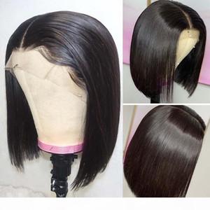 LULU Curl Virgin Human Hair Human Hair Wig Hot Selling Pixie Curl Human Hair Lace Wig