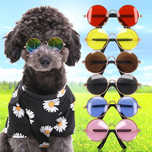 Hoomall 1PC Dog Cat Pet Glasses For Pet Products Eye-wear Dog Pet Sunglasses Photos Props Accessories Supplies Cat Glasses 159 V2