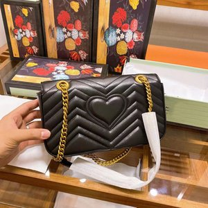2021 Women Handbags Crossbody bag Messenger Shoulder Bags Chain Designer Bag Good Quality Purses Ladies Handbag