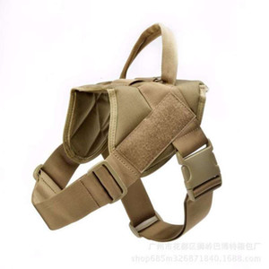 Tactical Big القتالية التدريب بابوت vt في الهواء الطلق الكلب الملابس