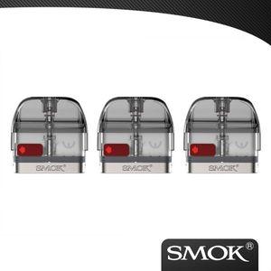 Pods di ricambio ACRO affumicata 2ml ACRO ACRO Meshed 0.8ohm Cartridge Air flusso d'aria adatto per il kit ACRO Smok 3pcs Ogni confezione