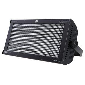 960 PCS LED 80 Segments RGB Strobe Light Voice Stage Lighting Disco Full Color Flash