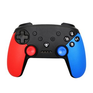 Suporte Bluetooth Wireless Game Controller Joypad para Nintend Switch NS Console Pro Joystick para Android Phone / USB PC Controle
