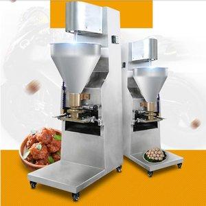 Sıcak Satış Köfte Makinesi Paslanmaz Çelik Otomatik Tavuk Köfte Sebze Dolum Topu Şekillendirme Makinesi 220 V 110 V