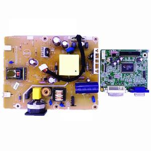 Ücretsiz Kargo Orijinal LCD Monitör Güç Kaynağı Kurulu Ünitesi 715G3537-1-HF + Sürücü Kurulu Dell E2210C için 715g3329-1-2-HF E2210