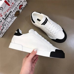 """DG""""L DOLC""""GABBANA""""L 2021 Top Designer Mens womens Casual Shoes Fashion Genuine Leather Sneakers Luxury Trainers clTc003240-1"""