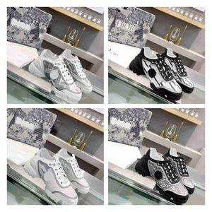 luxury one-piece sports shoes designer high quality wholesale high-end printing fashion retro casual shoes black and white nudeNoble