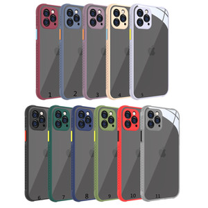 Arylic Silicone Phone Case For iPhone 12 Mini 11 Pro XS Max XR X 7 8 6 6S Plus Shockproof Soft Cover
