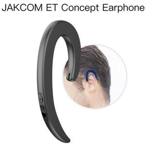 Jakcom et No en Ear Concept Earphone Venta caliente en los auriculares de teléfono celular como auriculares negros Pitaka Memoria de espuma de espuma