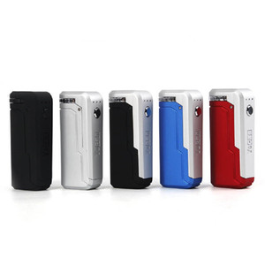 Original Yocan UNI Box Mod 650mAh Preheat VV Battery 10 Colors For 510 Thick Oil Vape Preheating Cartridge Ecig Mods dhl