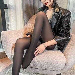 Crochet pénétrant Soik Mince Steel Bas Sole Sile Sile Sile Pantyhose Chaussettes de printemps et d'automne pour femmes