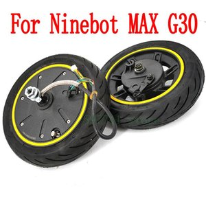 One Set Of 36v350w Wheel Motor Is Used For Ninebot Max G30 30d Kickcooter Electric Scooter 10 Inch Motor