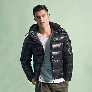 Mens Jacket Parka 남성 여성 클래식 캐주얼 다운 코트 야외 깃털 겨울 Doudoune Homme 유니섹스 코트 겉옷 분리형 모자 방풍 및 따뜻함