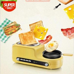 Non-stick Baked Electric MultiFunctional Automatic Breakfast Toaster Machine Bread Toaster Fried Egg Steamed Egg #zs6c