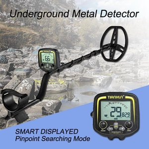 Gold metal detector metal detection TX-850 underground gold detector Ferrous and non-ferrous Stud Finder