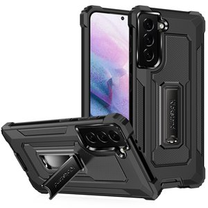For Samsung A02S A21S A52 A72 A21 A11 Kickstand Shockproof Hybrid Phone Case Classic Design