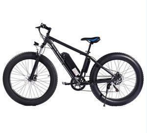 [ЕС / США на складе, без налога] S103 500W мопед электрический велосипед MTB 26 дюймов E-Bike дисковый тормоз 12ah 48V 32 км / ч 7speed 70km горный велосипедный велосипед