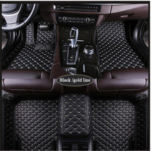 Specialized in the production and sales BMW M5 M6 X1 X3 X5 X6 X7 2002-2020 automobile floor mat waterproof mat leathe