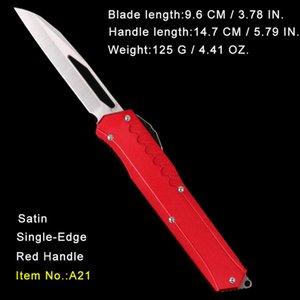 myschelin Automatic knives AUTO MICRO -TECH UTX Knife MT knife CNC action tactical cutter gear knives multi tool fillet knifes POCKET KNIFE