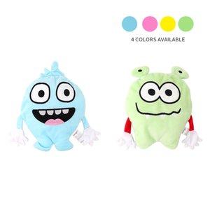 Cartoon Stuffed PlushToys Hot pack Keep Heat Therapy for Kid Soft Doll Hot bag Plush dolls