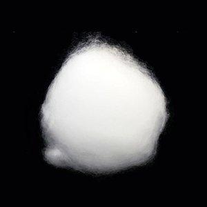Lab Supplies 5g bag High Temperature Resistant Purity Quartz Cotton Glass Wool Gas Chromatography Fiber