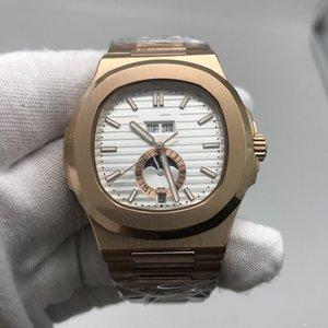 2021 Nuovo orologio meccanico per uomo Top Quality 5726 Sport in acciaio orologio da polso uomo moda nautilus orologi
