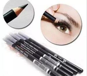 HOT Eyeliner eyebrow Liner Pencil LIP Liner Pencil Aloe & Vitamin E1.6g 12pcs set