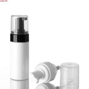 20 x 100ml Cosmetic Facial Cleanser Face Wash Cream Plastic PET Liquid Soap Foam Bottles Makeup Accessoires Tool for Travelhigh qualtity