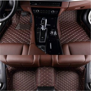 The FIAT ALBEA DUCATO IJEA LINDA PUNTO 2006-2020 car floor mat waterproof pad leather material is odorless and non-toxici