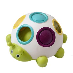 Baby Sensory Toy Baby Fidget Simple Dimple Sensory Toys Montessori Early Educational Toy Fine Motor Finger Teething Toys HWF5331