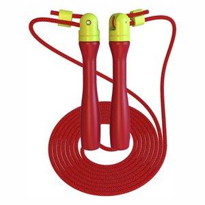 Красная веревка пропуская фитнес упражнение жир сжигание для похудения профессиональные взрослые специальные специальные школьные школы студентов беспроводной вес