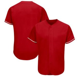 Cheap Men Blank Jerseys for Athletes,Baseball Jersey Sport Shirts Good 05