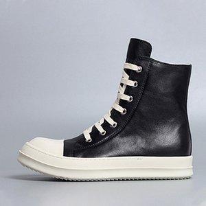 الرجال السود أحذية جلدية أسود ترينديج الشتاء أحذية الشتاء الأزياء العسكرية أحذية رياضية 13 # 25 / 20T50