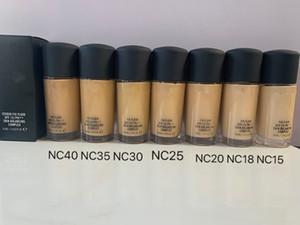 جديد 30 مل مؤسسة لينة ماتي ماتي طويلة ارتداء النفط كونسيلر السائل مؤسسة إصلاح السائل SPF15 / PA ++ مجمع موازنة الجلد