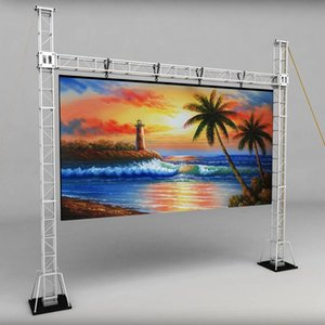 Display Stage Rental LED Screen Panel P4 512x512mm Outdoor Full Color Video Wall P2 P3 P5 P6 P8 P10 Matrix Manufacturer